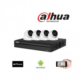 Kit vidéosurveillance 4K...